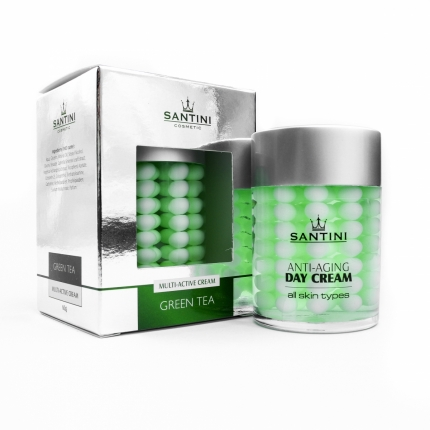 Santini moisturizer with green tea 2015302