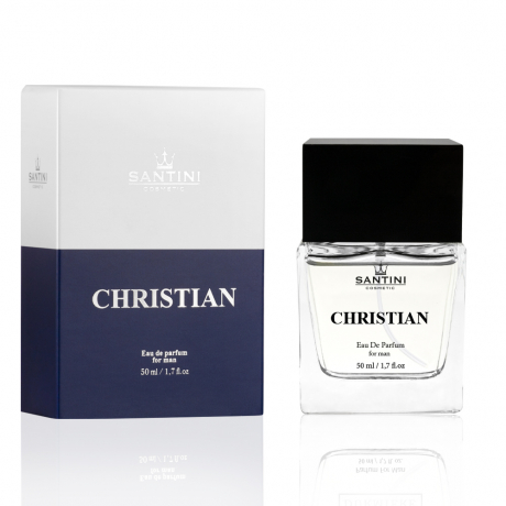 Men´s perfume SANTINI - Christian 50ml 1000038